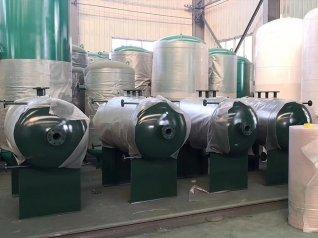 蒸汽儲氣(qi)罐小型(xing)